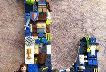 Lego / by Matthew Bezold