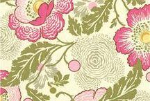 Fabrics / by Bethany D.