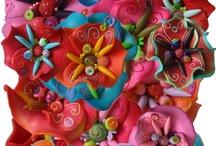 Polymer clay inspiration ll / by Дарья Кайдановская