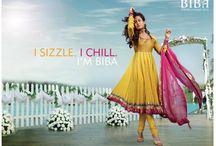 BIBA Spring/Summer 2013 Campaign / by Biba India