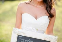 I can officially have a wedding board! / by Alexis Glidden
