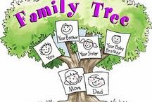 Family Genealogy / by Karen McClane