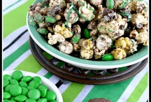 "Irish and Easter / Ideas, Crafts, Recipes, Style for the Spring - Primarily St. Patrick's Day & Easter.  A repository for all ""minty' recipes. / by Nancy Thomas"
