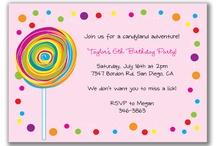 Sophia's 1st Birthday Ideas / by Tamra Garavaglia
