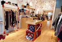 Stores we Love around the world / by Laurène Desjardins