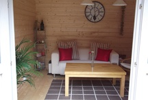 Our Summerhouse / by Loops and Lavender Knits