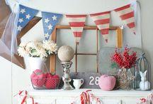 Patriotic Holidays / by Sarah Ray