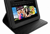 Amazon Kindle Fire HD Cases / by Cases.com