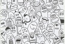 doodles / by Samantha Linsk