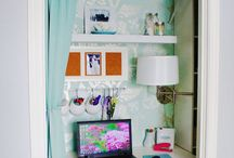 Home Ideas and Decor / by Katie Bobo