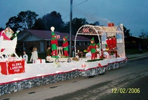 Christmas Float  / by Camden Murray