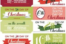 Christmas Printables / by Holly Brown-Owens