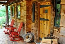 Porches / by Sonna Flowers Wann