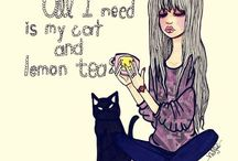 Cinderellas cats / Cats melt my heart  / by Cruella_ Devillain_