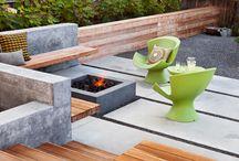 Garden Seating / by Winnie Creason