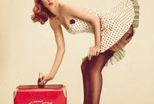 Pin Up Girls & More / by Wagon Rider