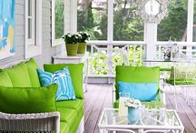 Decorating : Porches / by Akram Taghavi-Burris