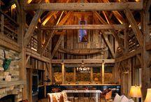 Home - Cabin / by Amanda