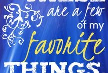 My Favorite Things / Give ideas, favorite apps, books and more. / by Mary DeMuth