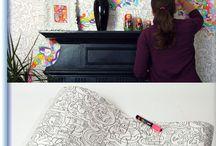 Crafty ideas / by Kristin Mihok
