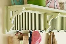 shutters / by Bernadette: That Way By Design