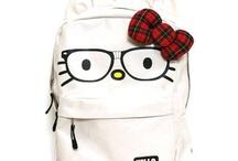 O em gee Hello Kitty! / by Brianna Holmstrom