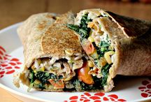 Lunch Ideas / by Alyssa Larson