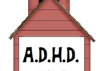 ADHD, Socializing, Brain Tips / by Val Wenner