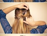 hair / by Sarah Maculsay