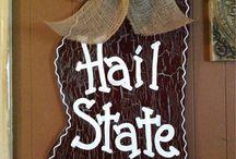 Hail State!!! / by Tammy Thrasher