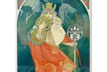 Art nouveau beauty / by Margaret Avritt