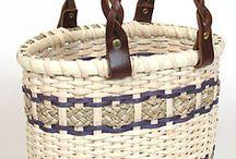 basket patterns / by Beth Redlin O'Halek