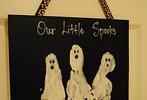 halloween ideas / by Barbara Lingle