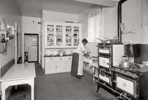 Vintage kitchen / by Cate Borzi