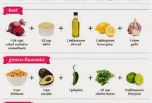 Recipes / by Trisha Chhabra