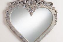 Mirror Mirror On The Wall / by Cristina Santos