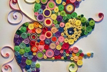 Quilling projects / by Dawn Kerley