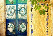 ~ Doors & Gates ~ / by D Colours