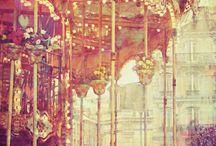 le carrousel / by Kathryn