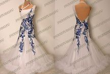 Standard ballroom dresses / by Claire