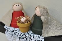 Crafts: nativity / by Gina Haveman