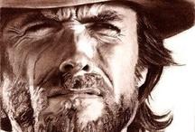 Clint Eastwood / by C.W.E.