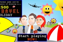 MyTravel Competitions/Games / Check back here for all our latest MyTravel Games and competitions...where you could WIN prizes. / by MyTravel Your Way
