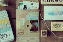 DIY Enveloppes / by Nadi'Art Design