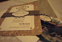 invitations / by Kelle Giordano