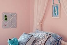 Kids room deco ideas / by GeorgeandVeronica Mercado