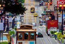 My heart falling in San Francisco / by Nattaporn Kittidetprecha