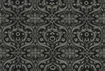 fabric {black} / by kiki _k