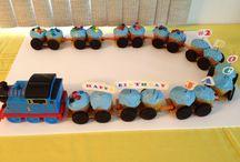 Thomas Birthday Party / by Amanda Olsen
