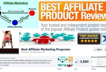 Best Affiliate Marketing Programs / by Dan Anton